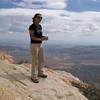 Marija on the peak