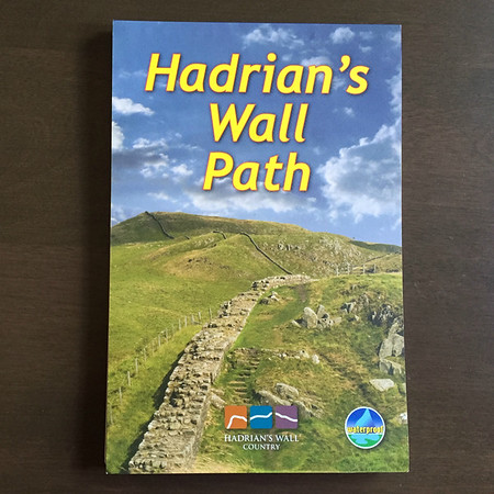 Hadrian's Wall Path guidebook