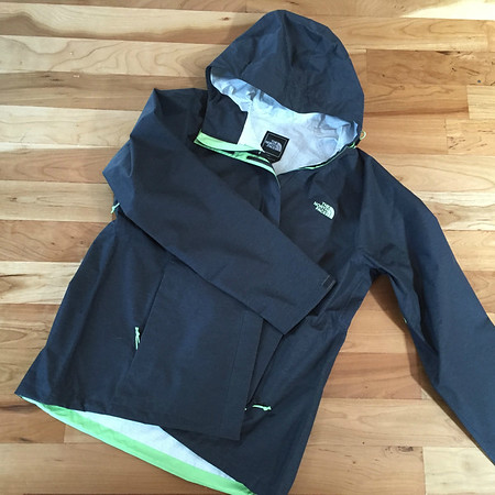 Northface Raincoat