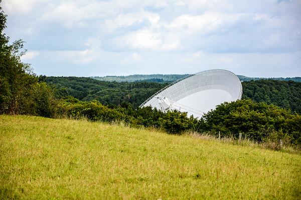 MPIFR - Radio Telescope Effelsberg