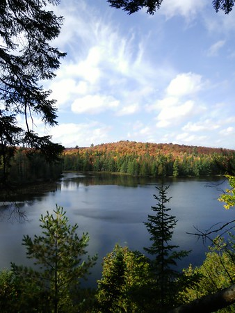 2016 Oct 4-8 2nd Loop WUT, Algonquin