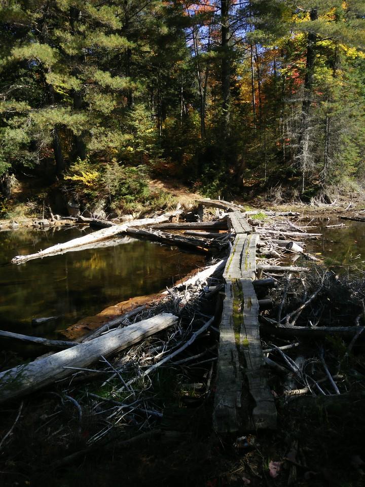 Pincher Lake Bridge
