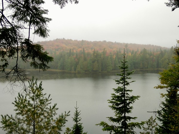 2018 Sept 28-Oct 3, Algonquin Western Uplands Trail