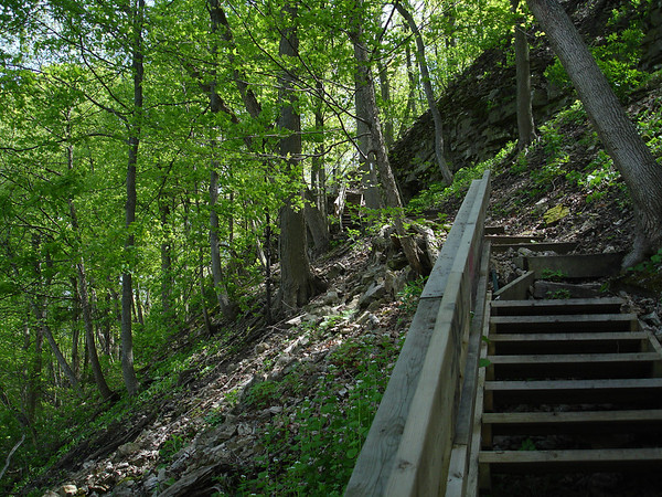 2012 May, Bruce Trail Hamilton-Waterdown