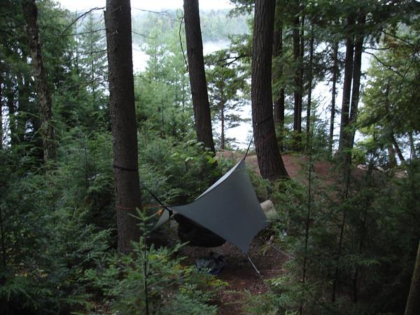 2011 Sept, Algonquin Highland Trail