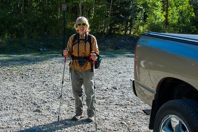 09-15-2014 Middle Fork Lake Hike