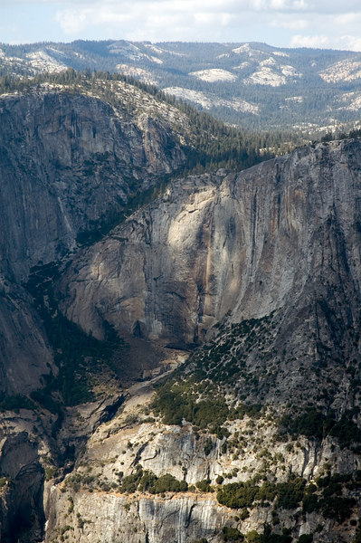 Yosemite Falls is Dry!