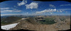Mt. Elbert Summit Panorama