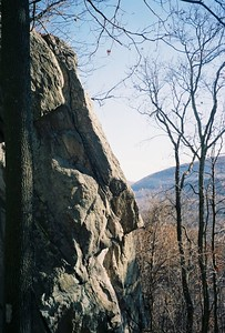 2004 APPALACHIAN TRAIL - ST.JOHN'S LEDGES AND CALEB'S PEAK