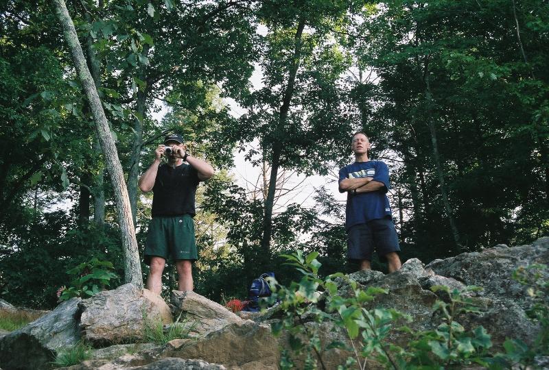 Sully & Casey  <br /> Steep Rock  <br /> Washington, Connecticut