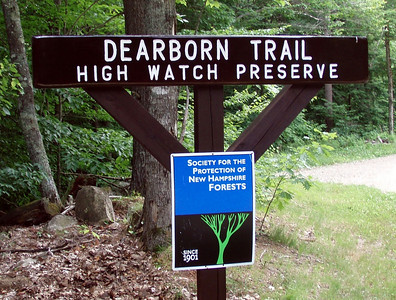 Dearborn Trail to Green Mt.