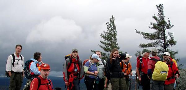 Big Ossipees Hike (Nov. 16)