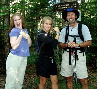 Family Hike to Carrigain (August 24)