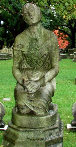 Mt. Auburn Cemetery (September 28)