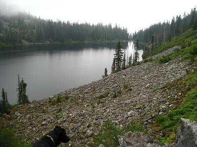 Pratt Lake Aug 09