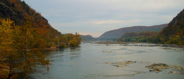 AT - Harpers Ferry to South Mtn., MD (October 23)