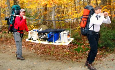 Baxter - Russell Bon Voyage (October 9)