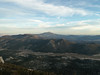 The following 8 pictures are a 360 degree panorama view.<br /> Looking south across the Kern plateau, and Owens Peak