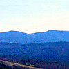 Looking south, to the Catamounts.
