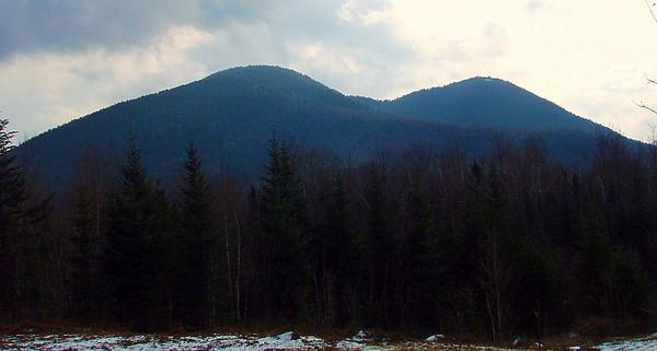 Black and Eagle Mtns. - Jackson, NH (Nov. 27)