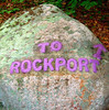 "A change in tone (unless ""Rockport"" is metaphorical)."