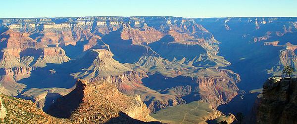 Grand Canyon: Western South Rim (November 10)