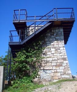 Hanging Rock St. Park, No. Carolina (June 11)