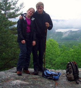 Mary's Mtn. in the Rain (June 6)