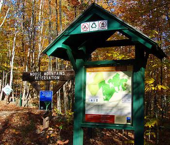 Moose Summit-Ski Area Traverse (Oct. 23)