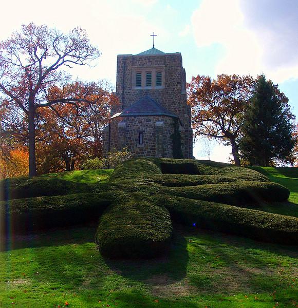 St. Joseph's Cemetery Chapel.