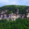 Big Pinnacle, from Sassafras Trail Outlook