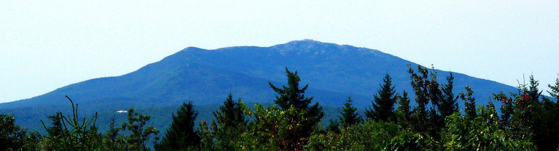 Monadnock from Skatutakee.
