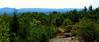 Wapack Ridge from Skatutakee.