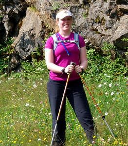 Reverse-skiing a Wildkitten (July 17)