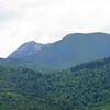 Mt Chocorua behind Blue Mtn.