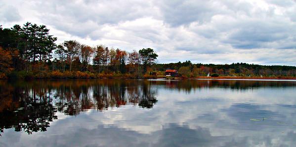 Bay Circuit Trail - Duxbury (October 29)