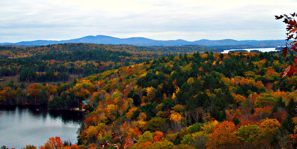 Meredith - Hamlin Park Trails (October 23)