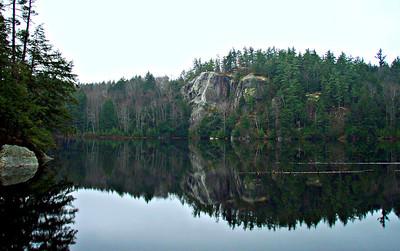Stonehouse Pond, Garrison Hill and Rock Rimmon Hill (Nov. 27)
