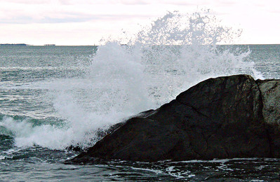 The Cliff Walk, Newport (December 17)