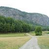 "Mount Kineo Golf Course near the club house.  <a href=""http://www.mooseheadlakegolf.com/"">http://www.mooseheadlakegolf.com/</a>"