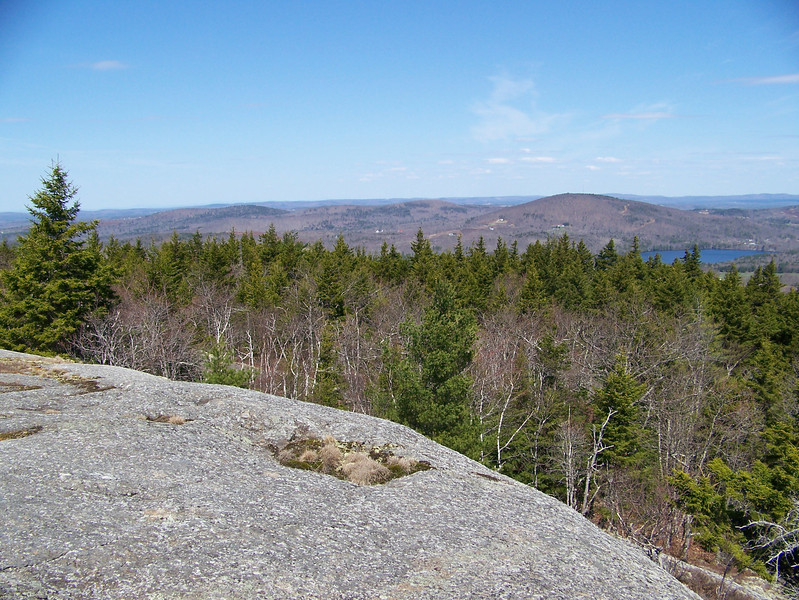Views from Buzzards Ledge.