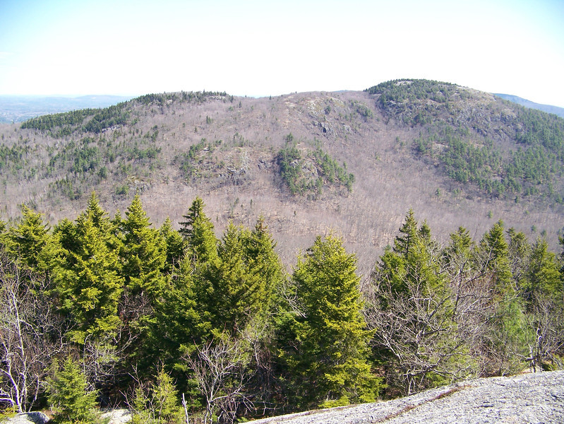 View of Bald Mtn.