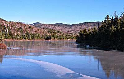 Flat Mountain Pond (December 15)