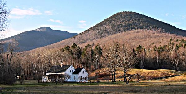 McCrillis Path and short Ferncroft trails (November 23)