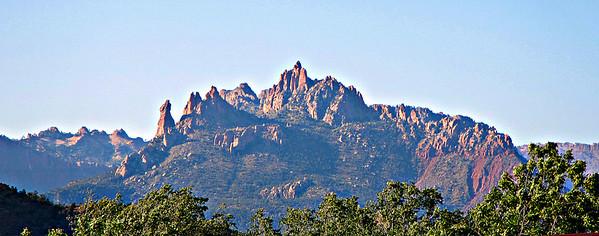 UNPAGCT II - Zion Canyon Overlook and Bryce Canyon (Sept. 20)