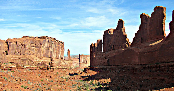 UNPAGCT VI - Arches : Park Ave. and Canyonlands : Island in the Sky (Sept. 24)