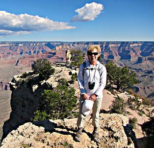 UNPAGCT X - Grand Canyon:  Shoshone Point and Rim Walk West (Sept. 28)