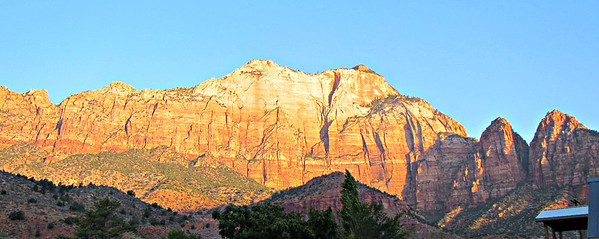 Utah Nat. Parks and Grand Canyon Trip I - Zion (Sept. 19)