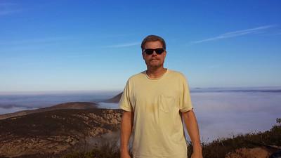 2013 - October, Cowles Mountain