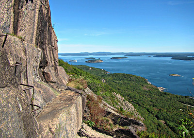 Acadia - Precipice and Beehive Trs., and More (Sept. 18)